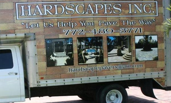 Fleet Vehicles Signs by Sign Art Plus of Port St Lucie
