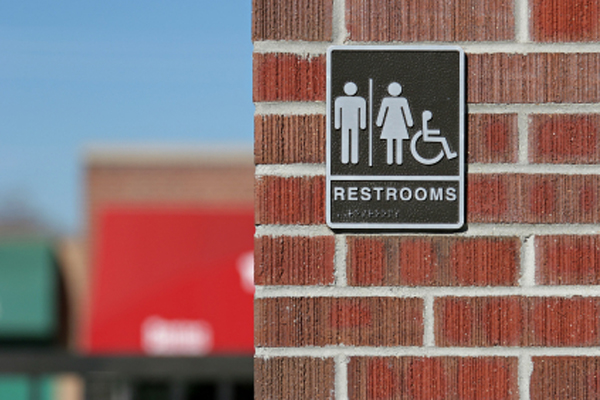 Americans with Disabilities Act Signs