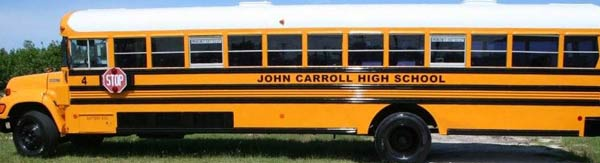 School Bus Signs by Sign Art Plus