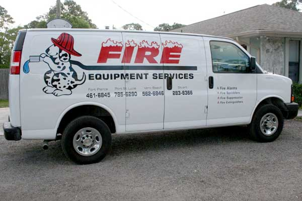 Van Wraps, Signs, Graphics and Lettering are available at Sign Art Plus in and near Fort Pierce