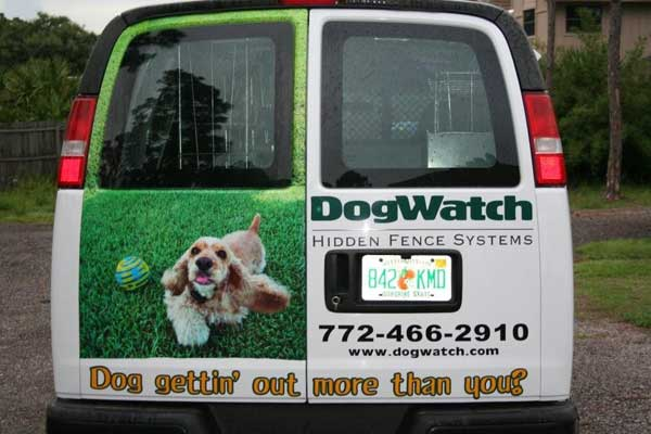 Van Wraps, Signs, Graphics and Lettering are available at Sign Art Plus in and near Port St Lucie